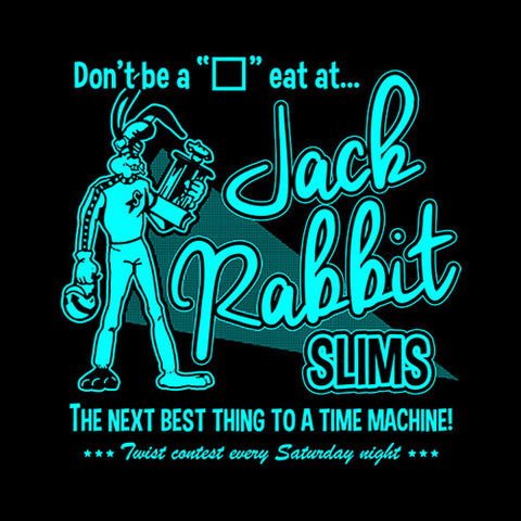 Jack Rabbit Slims T-Shirt - FiveFingerTees
