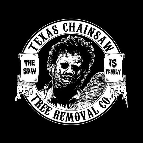 Texas Chainsaw Tree Removal Co. T-Shirt - FiveFingerTees