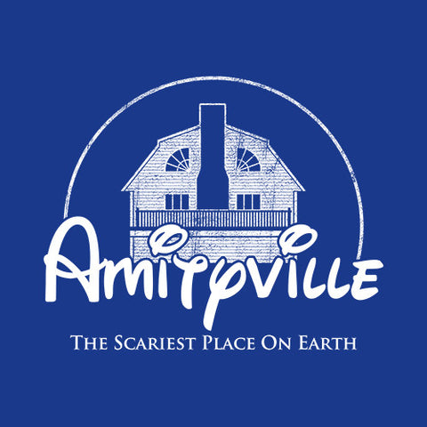 Amityville T-Shirt - FiveFingerTees