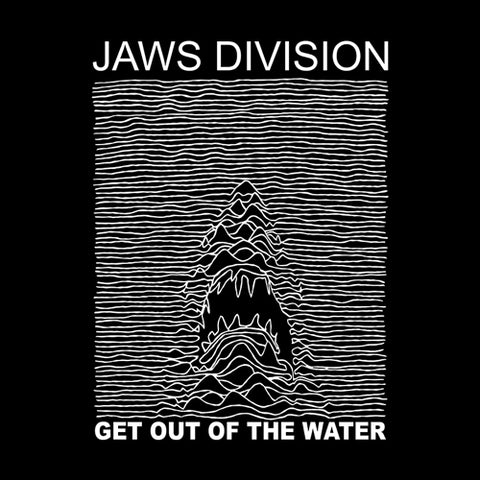 Jaws Division T-Shirt - FiveFingerTees