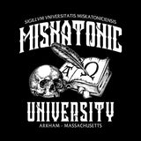 Miskatonic University T-Shirt - FiveFingerTees