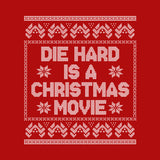 Die Hard Is A Christmas Movie T-Shirt - FiveFingerTees
