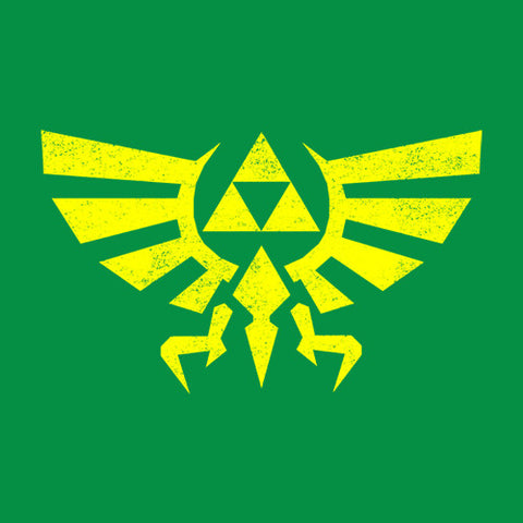 Triforce T-Shirt - FiveFingerTees