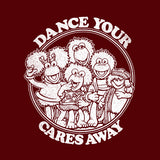 Dance Your Cares Away Hoodie - FiveFingerTees