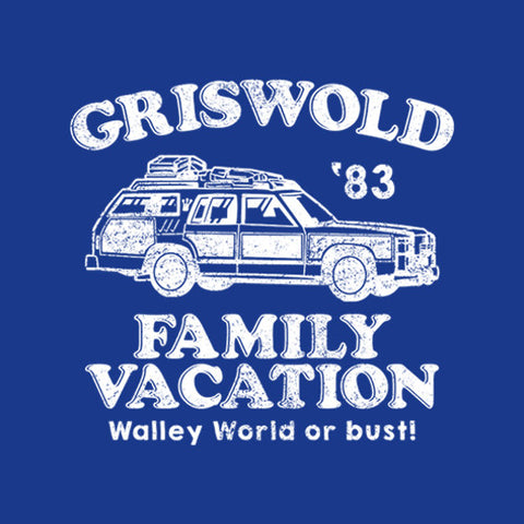 Griswold Family Vacation T-Shirt - FiveFingerTees