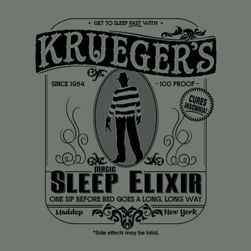 Krueger's Magic Sleep Elixir T-Shirt