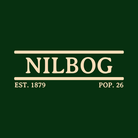 Nilbog T-Shirt - FiveFingerTees