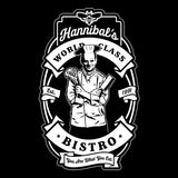 Hannibal's Bistro T-Shirt - FiveFingerTees