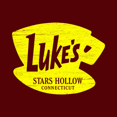 Luke's Diner T-Shirt - FiveFingerTees