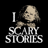 I Heart Scary Stories T-Shirt - FiveFingerTees