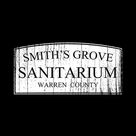 Smith's Grove Sanitarium T-Shirt - FiveFingerTees