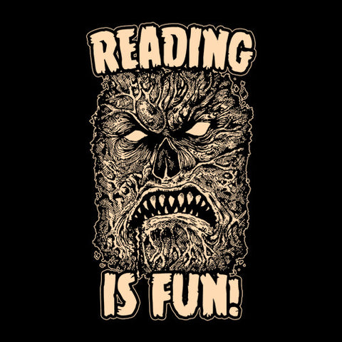 Reading Is Fun Necronomicon T-Shirt