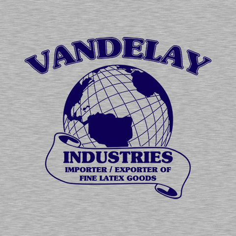 Vandelay Industries T-Shirt - FiveFingerTees