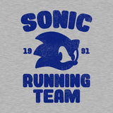 Sonic Running Team T-Shirt - FiveFingerTees