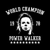 World Champion Power Walker T-Shirt - FiveFingerTees