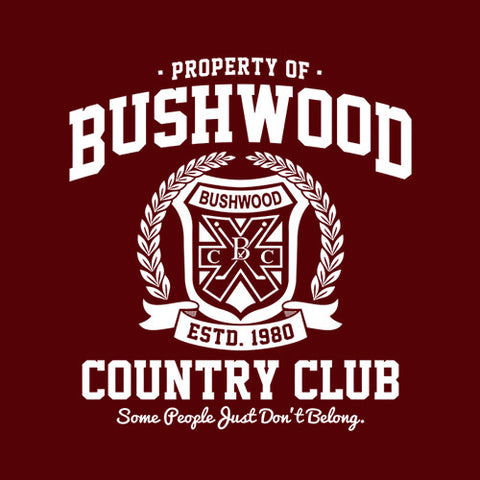 Bushwood Country Club T-Shirt - FiveFingerTees