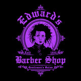 Edward's Barber Shop T-Shirt - FiveFingerTees