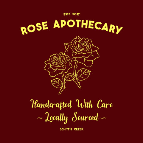 Rose Apothecary T-Shirt - FiveFingerTees