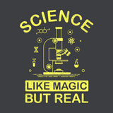 Science Like Magic But Real T-Shirt - FiveFingerTees