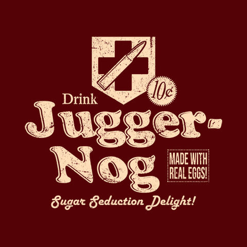 Juggernog T-Shirt - FiveFingerTees