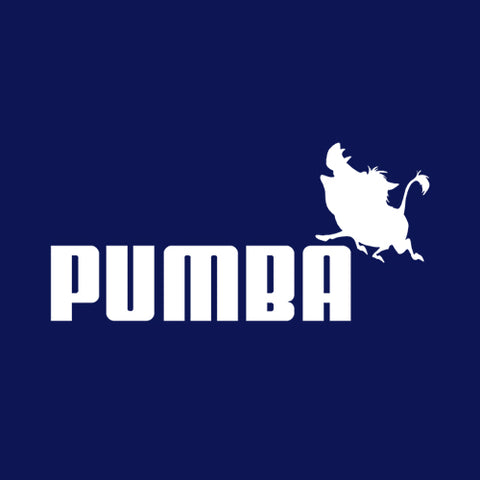 Pumba Puma T-Shirt - FiveFingerTees