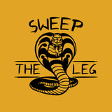 Sweep The Leg T-Shirt - FiveFingerTees