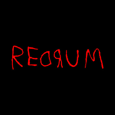 Redrum T-Shirt - FiveFingerTees