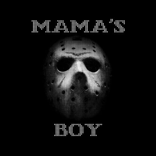 Mama's Boy Jason Voorhees T-Shirt thumbnail