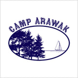 Camp Arawak T-Shirt - FiveFingerTees