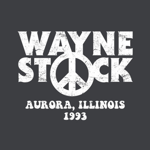 Waynestock T-Shirt - FiveFingerTees