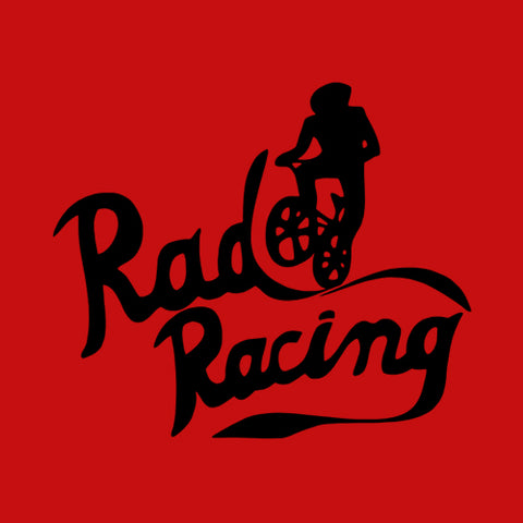 Rad Racing T-Shirt - FiveFingerTees