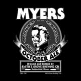Myers October Ale T-Shirt - FiveFingerTees