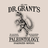 Dr. Grant's Paleontology T-Shirt - FiveFingerTees