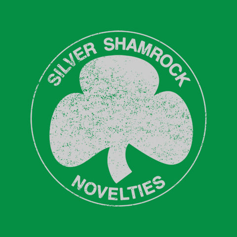 Silver Shamrock Novelties T-Shirt - FiveFingerTees