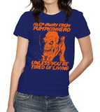 Keep Away From Pumpkinhead T-Shirt