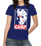 Camp Jason Voorhees T-Shirt - FiveFingerTees