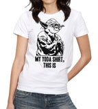 My Yoda Shirt, This Is T-Shirt - FiveFingerTees