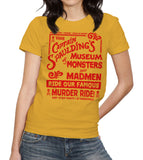 Captain Spaulding's Museum Of Monsters And Madmen T-Shirt