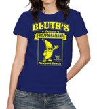 Bluth's Frozen Banana T-Shirt - FiveFingerTees