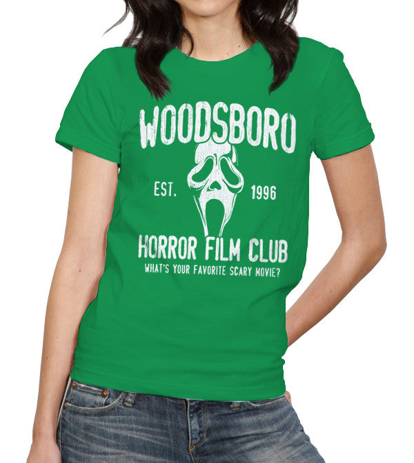 woodsboro men High quality woodsboro inspired unisex t-shirts by independent artists and designers from around the world t-shirts and hoodies on redbubble are expertly printed on ethically sourced, sweatshop-free apparel and available in a.