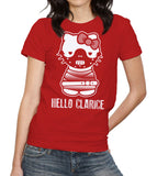 Hello Clarice T-Shirt - FiveFingerTees