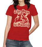 The Saw Is Family T-Shirt - FiveFingerTees
