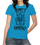 What's Kraken T-Shirt - FiveFingerTees