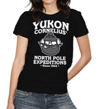 Yukon Cornelius' North Pole Expeditions T-Shirt - FiveFingerTees