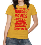 Horror Movies T-Shirt