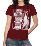 The Rabbit In Red Lounge T-Shirt - FiveFingerTees
