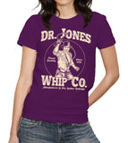 Dr. Jones Whip Co. T-Shirt - FiveFingerTees