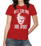 We'll Tear Your Soul Apart T-Shirt - FiveFingerTees