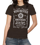 Winchester Brothers T-Shirt - FiveFingerTees