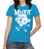 Misfit Jack In The Box T-Shirt - FiveFingerTees